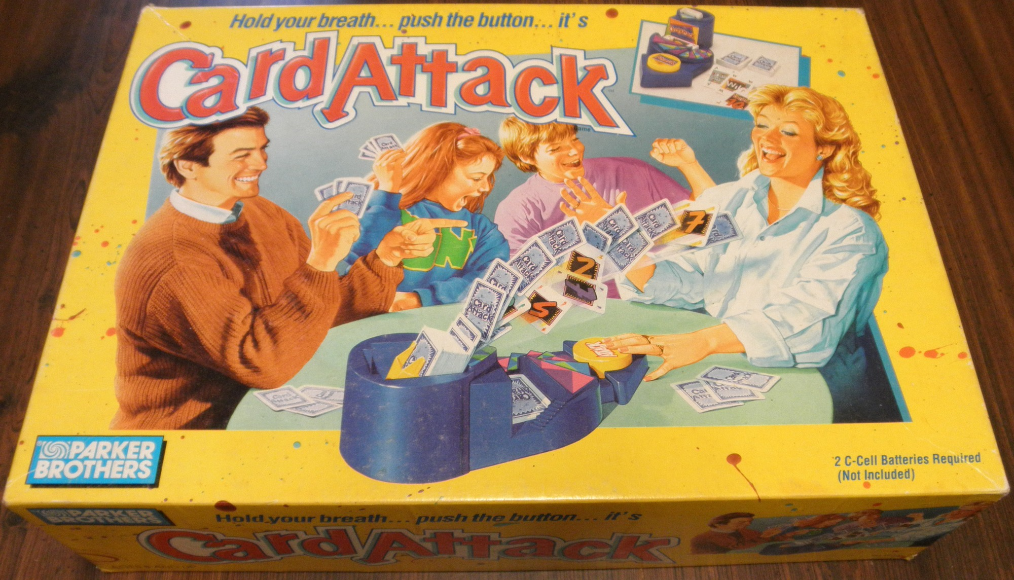 Card Attack Box
