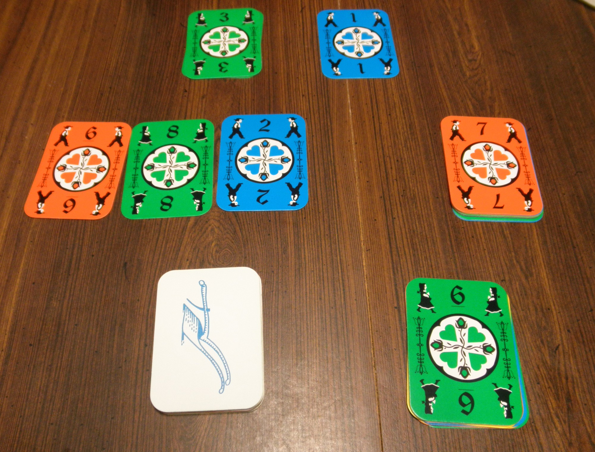 Dutch Blitz Card Game Review Geeky Hobbies