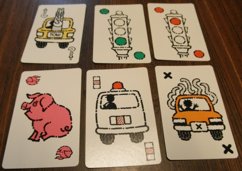 Road Hog Cards
