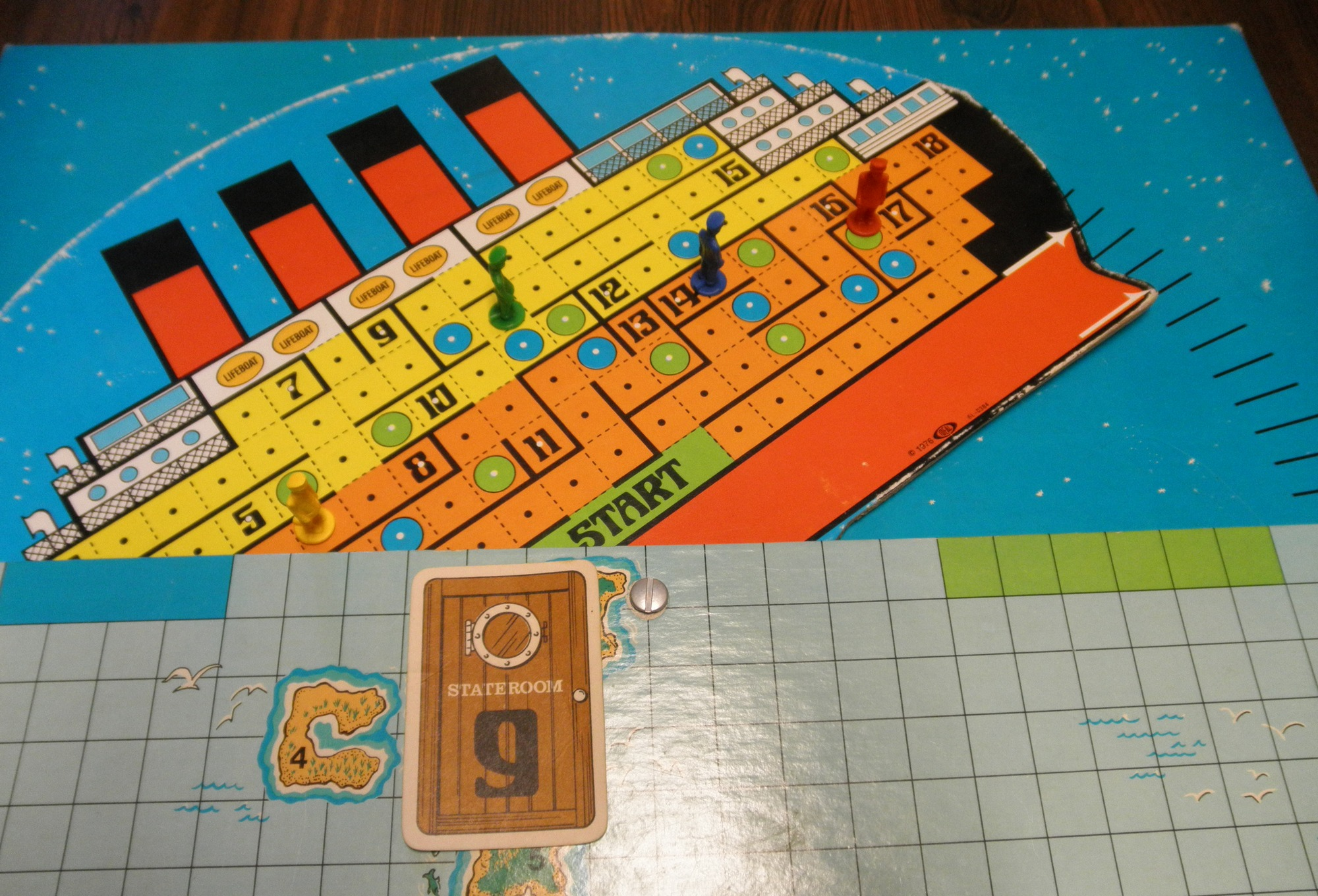 Image Result For Lifeboats Board Game