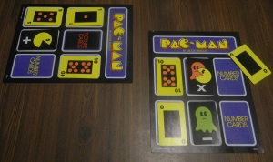 Pac-Man Card Game Situation 1