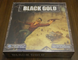 Fantasy Flight Holiday Sale Black Gold