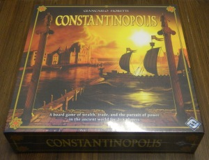 Fantasy Flight Holiday Sale Constantinopolis