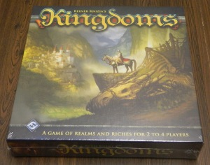 Fantasy Flight Holiday Sale Kingdoms