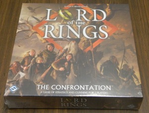 Fantasy Flight Holiday Sale Lord of the Rings Confrontation