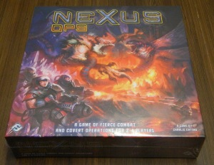 Fantasy Flight Holiday Sale Nexus Ops