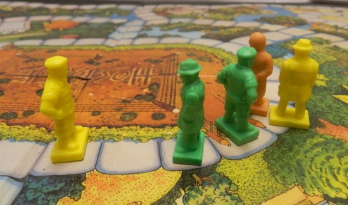Hostage The Board Game Gameplay