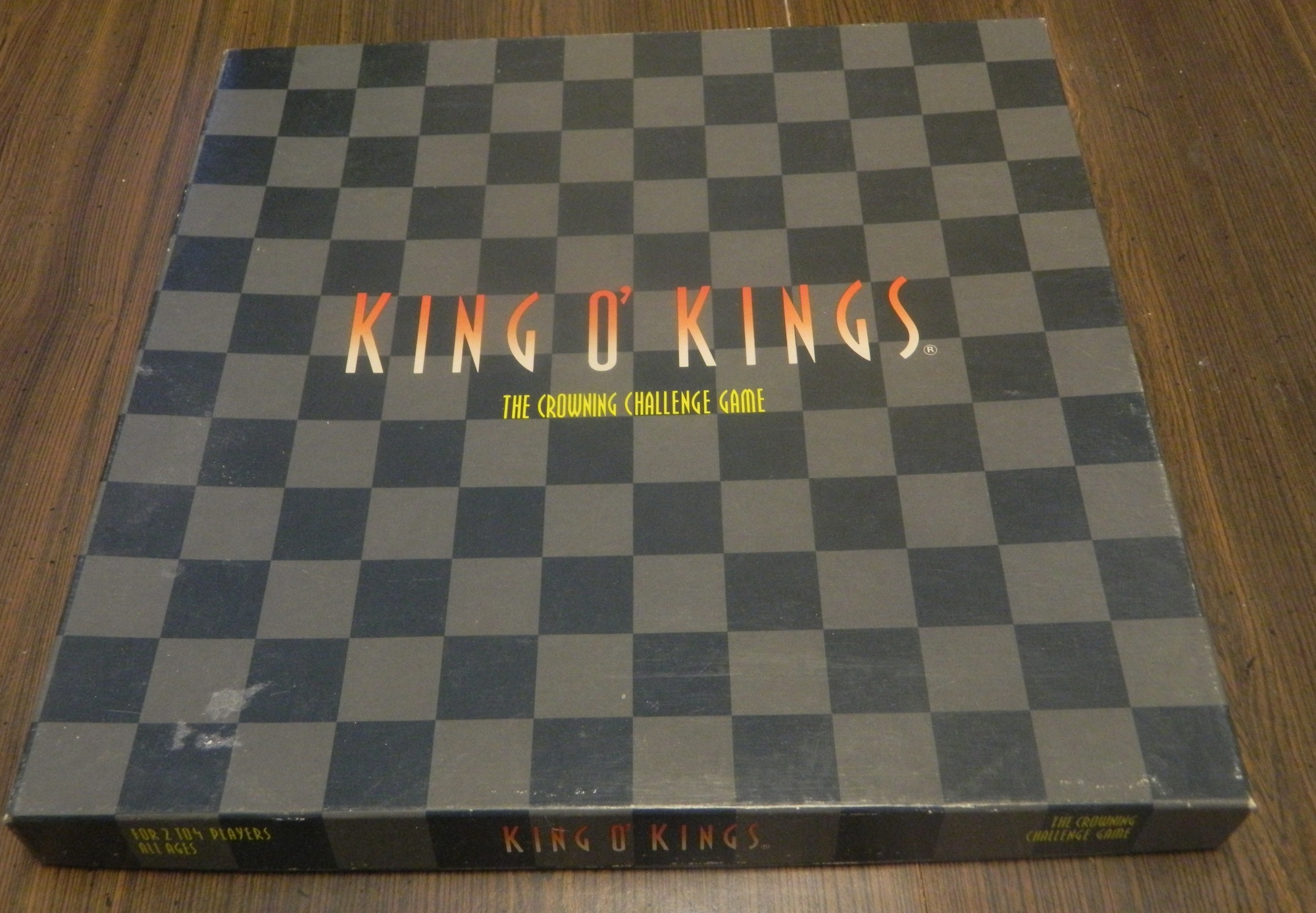 King O' Kings Box