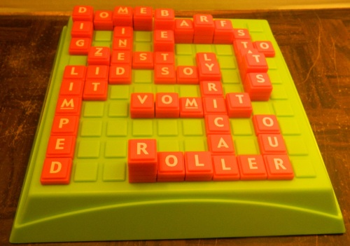 Scrabble Upwords Gameplay