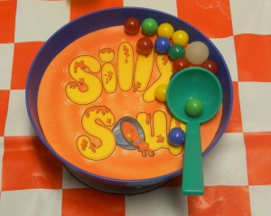 Silly Soup Board Game Gameplay