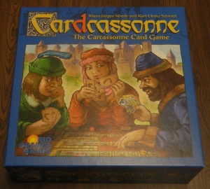 Thrift Store Finds - Cardcassonne