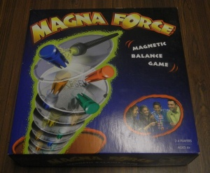 Thrift Store Finds - Magna Force Board Game