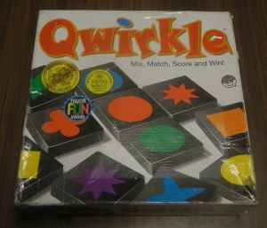 Thrift Store Finds: Qwirkle Board Game