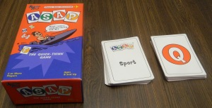 Asap Travel Edition Card Game Review Geeky Hobbies