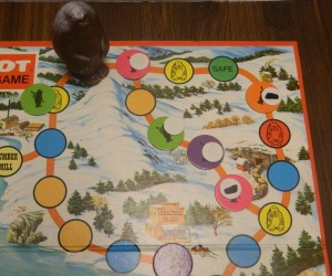 Big Foot Board Game Big Foot Attack