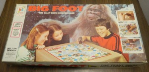 Big Foot Board Game Box