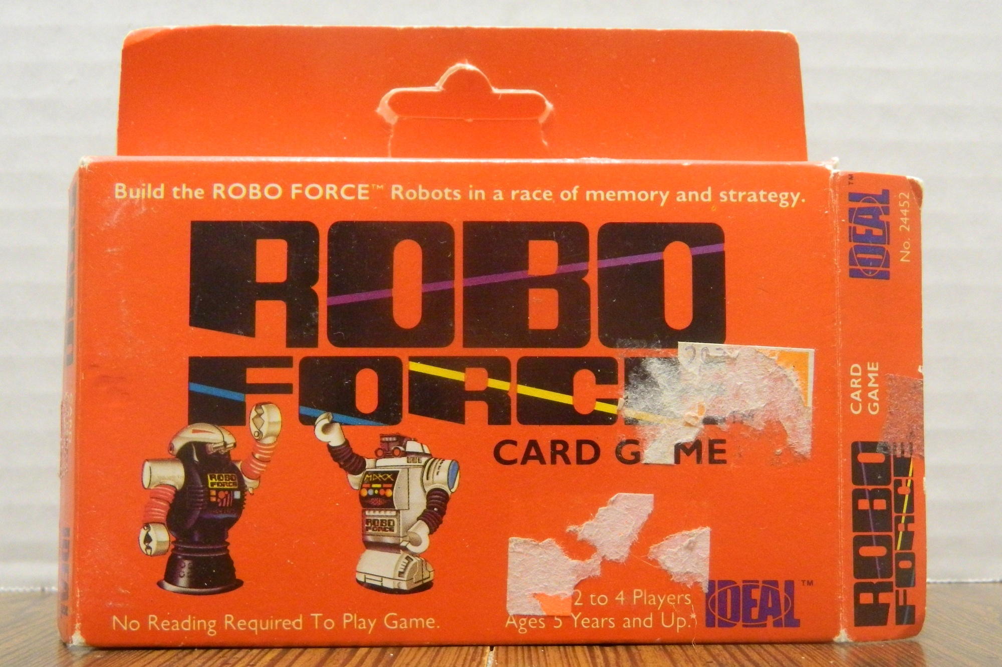 Robo Force Box
