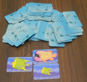 Somethin Fishy Card Game Acceptable Cards