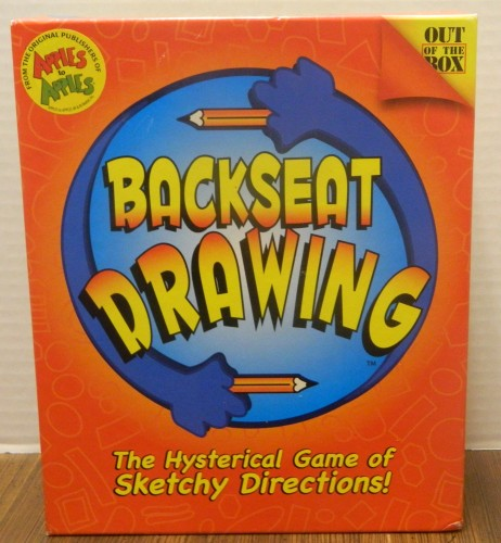 Backseat Drawing Box