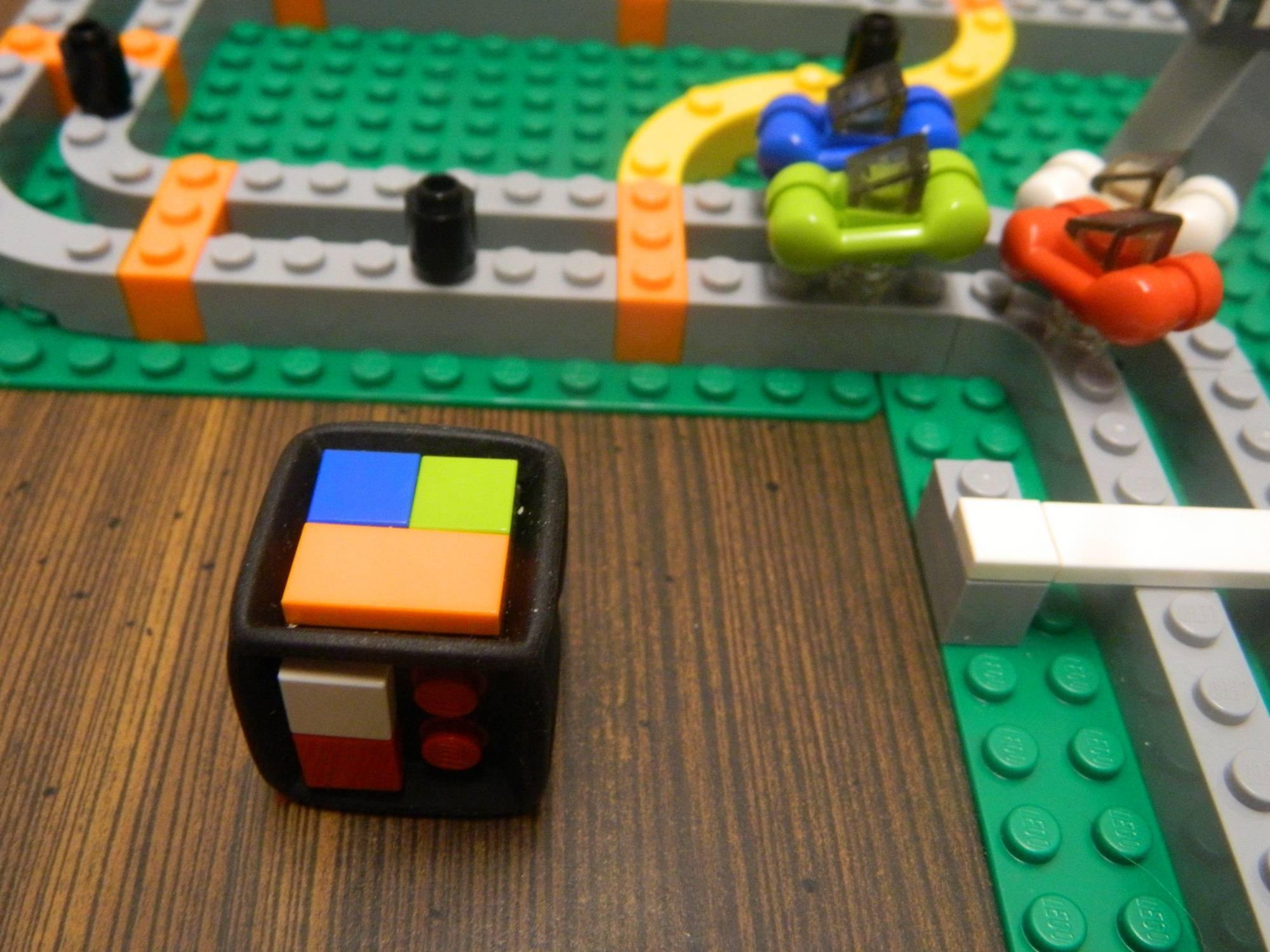 Lego Race 3000 Board Game Review Geeky Hobbies