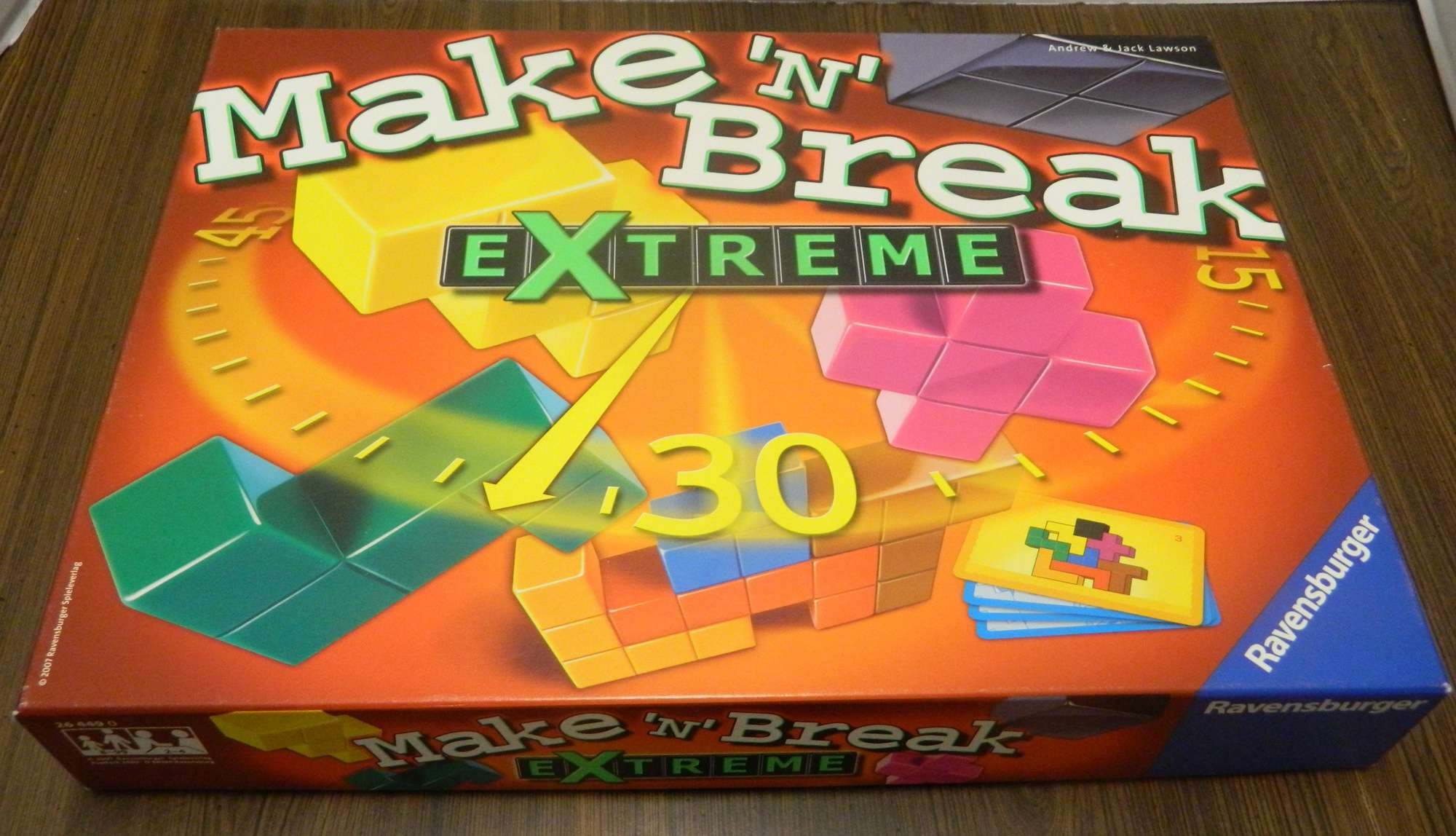 Make N Break Extreme Box