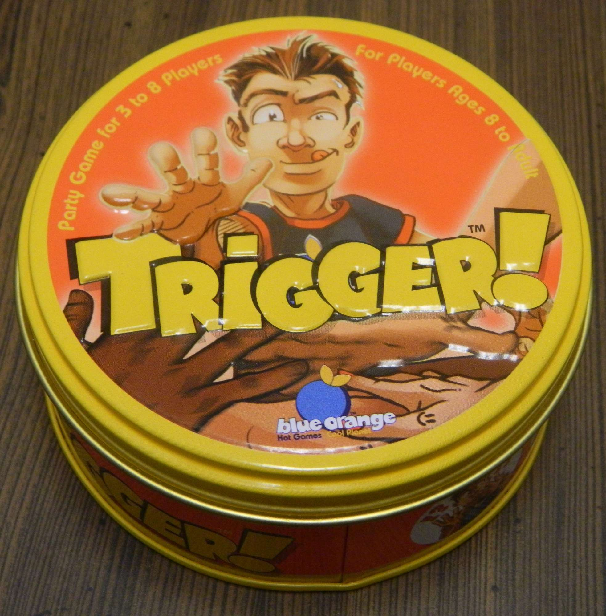 Trigger Container