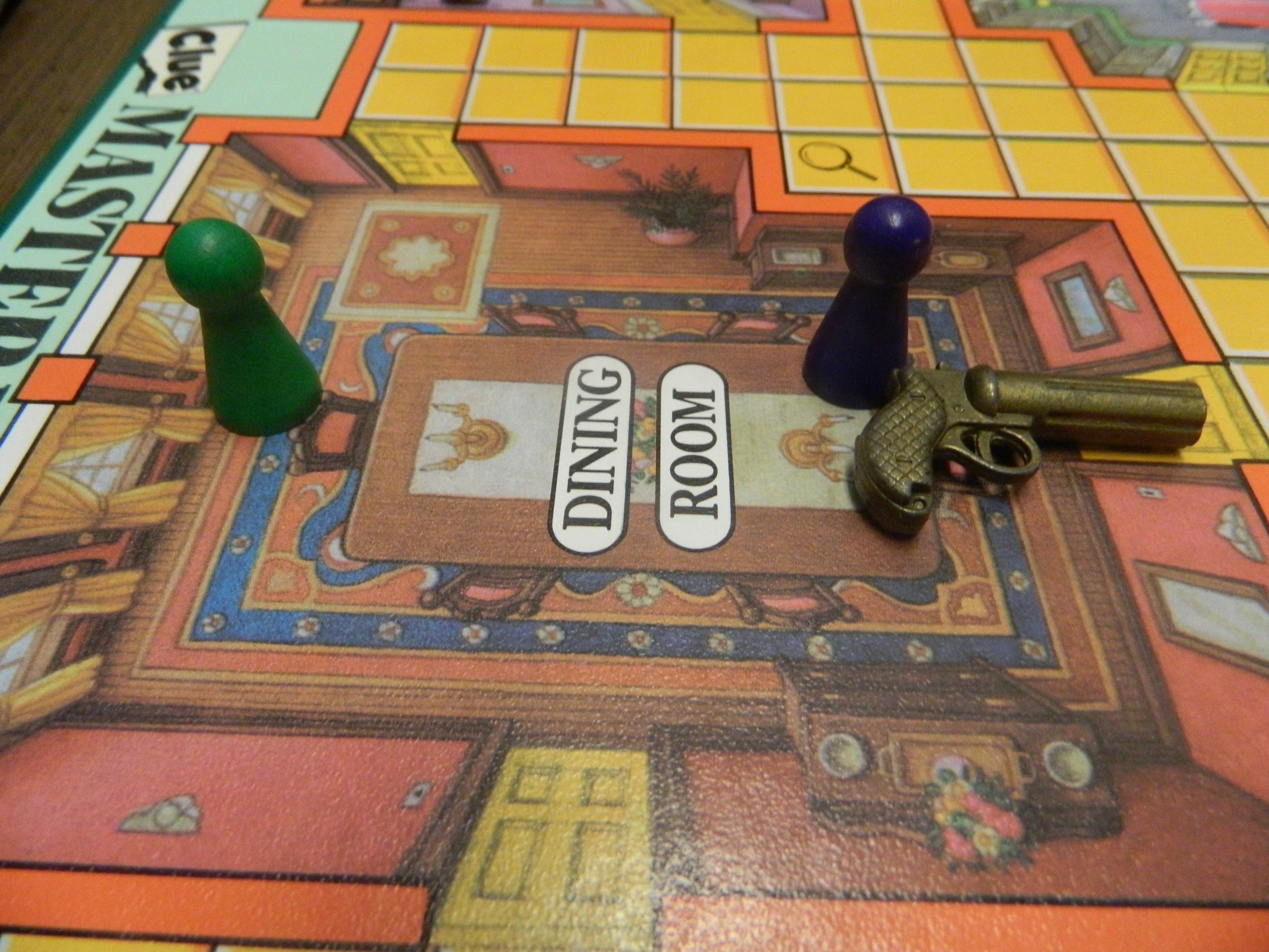 Clue Master Detective Board Game Review Geeky Hobbies