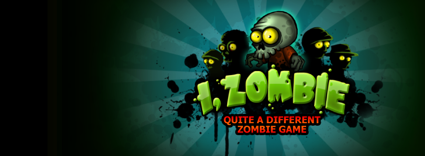 I, Zombie Indie Game Logo