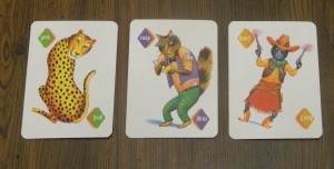 Rat-a-Tat Cat Card Game Power Cards
