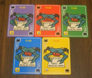 Twisted Fish Card Game Full Basket