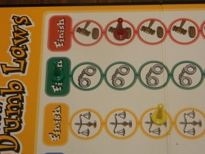 Real Dumb Laws Trivia Game End of Game