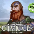 Civicus Dice Game Logo