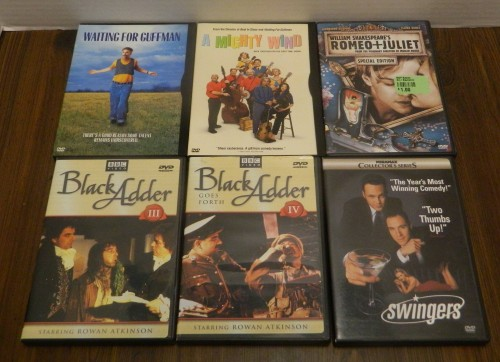 DVDs Thrift Store Haul June 23