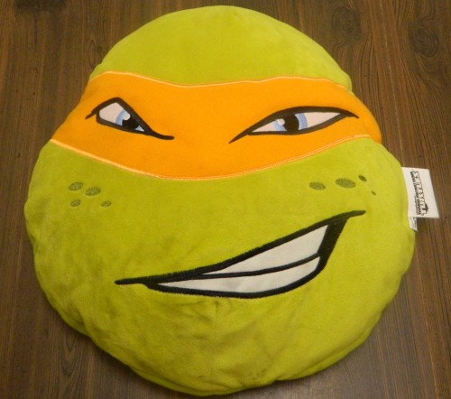 Michelangelo TMNT Pillow Thrift Store Haul June 23