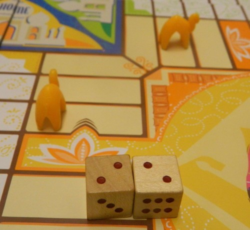 Rolling Doublets in Parcheesi