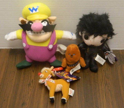 Plush Toys Thrift Store Haul June 23