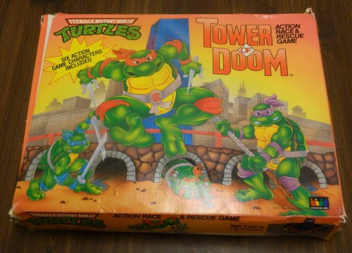 TMNT Tower of Doom Thrift Store Haul June 23