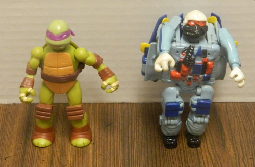Teenage Mutant Ninja Turtles Thrift Store Haul June 23