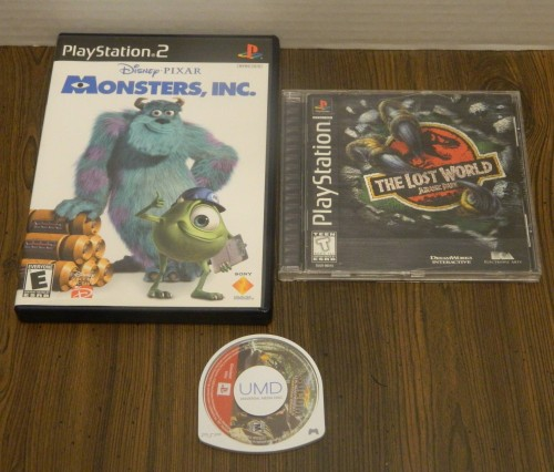 Video Games Thrift Store Haul June 23