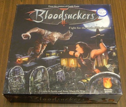 Bloodsuckers Board Game Thrift Store Haul July 5