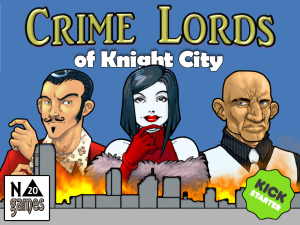Crime Lords of Knight City