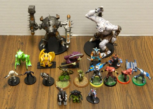 Gaming Figures Thrift Store Haul July 5