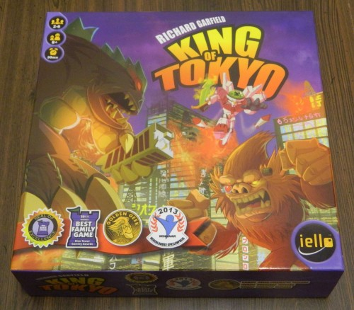 King of Tokyo Thrift Store Haul July 5
