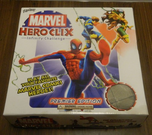 Marvel HeroClix Infinity Challenge Thrift Store Haul July 5