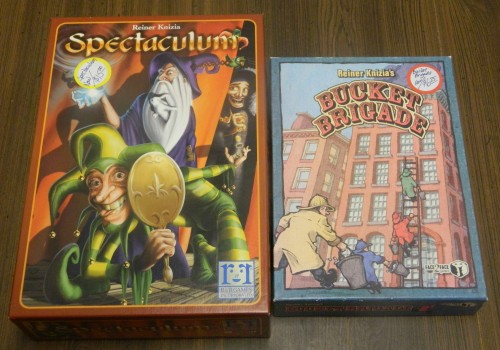 Spectaculum and Bucket Brigade Thrift Store Haul July 5