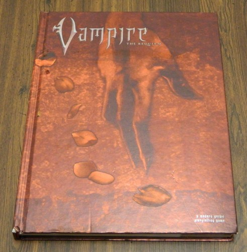 Vampire The Requiem Thrift Store Haul July 5