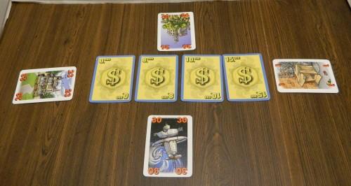 For Sale Card Game Selling Properties