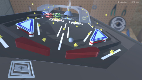 Marble Muse Pinball Level