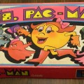 Ms. Pac-Man Board Game Box