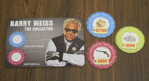 Storage Wars The Game Player Card